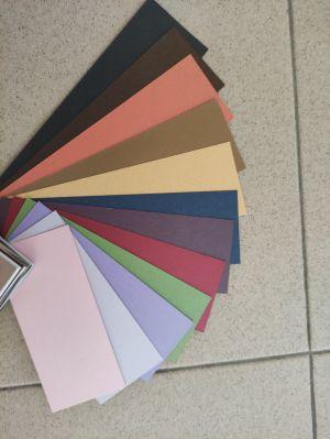 Метализирани и перлени картони - 285г/м
