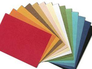LG корици, 230 гр./м2, А4, различни цветове 100бр.