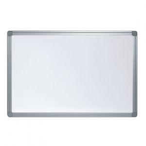 Бяло табло с алуминиева рамка 60х90 cm