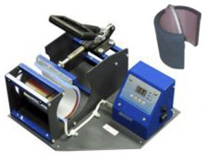 Хоризонтална термопреса за стандартни и малки чаши SB03+