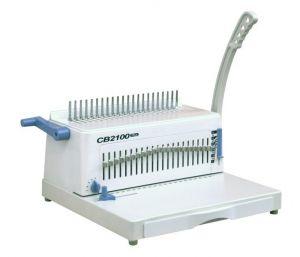 Подвързваща машина с пластмасова спирала CB2100