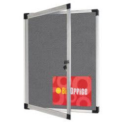 Табло за външни пространства с прозорец и платно 45х60см