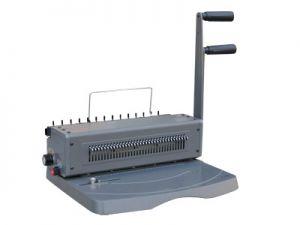 Подвързваща машина с метална спирала HP2308-3:1 до 20л.