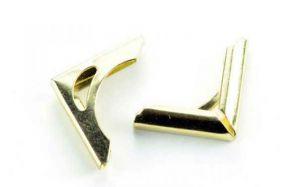 Златни метални ъгли 3420