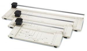 Cyklos TC460 - дължина на рязане 460 mm, до 6 листа