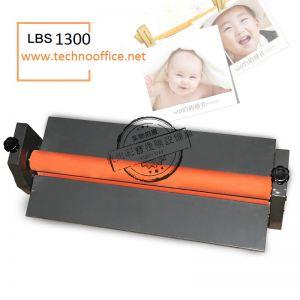 LBS 1300 - ширина на ламиниране до 1300 мм, диаметър на валовете 75мм